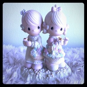 """Precious Moments """"To My Forever Friend"""" 1985"""
